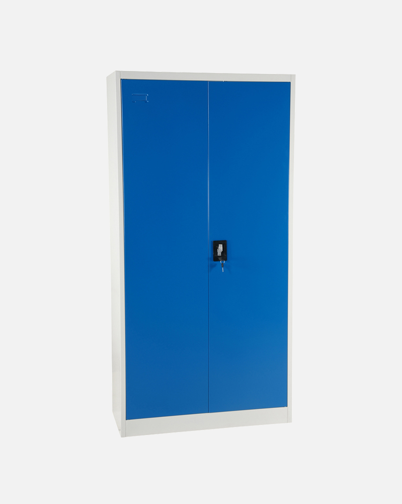 Steel Cabinet Economy 180x90 Blue/Grey