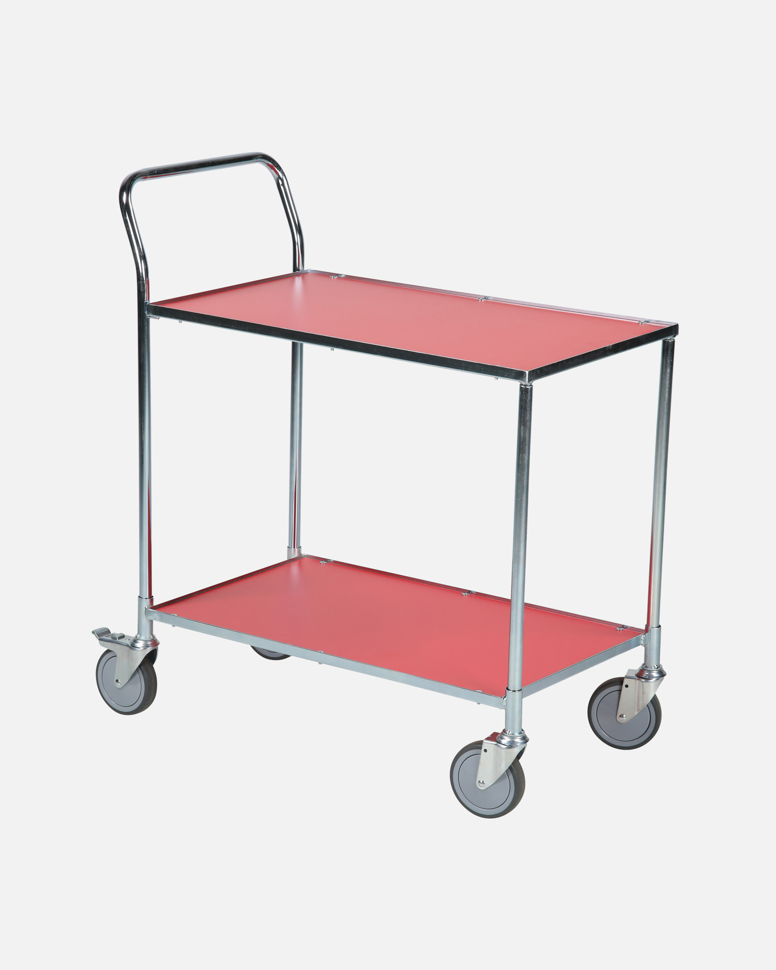 Platform Trolley 425x765 Red