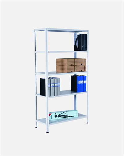 LEO-SHELF, White RAL 9002