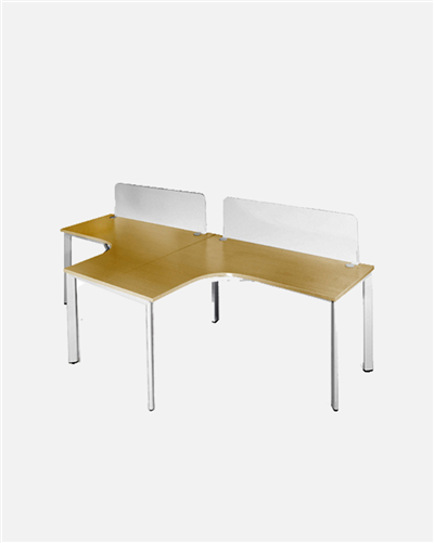 Office Table L17-BLCO14-2A