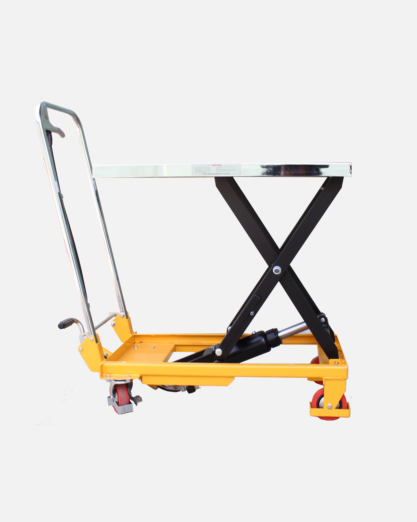 SP 150 LB Lifting Table With Foot Pump