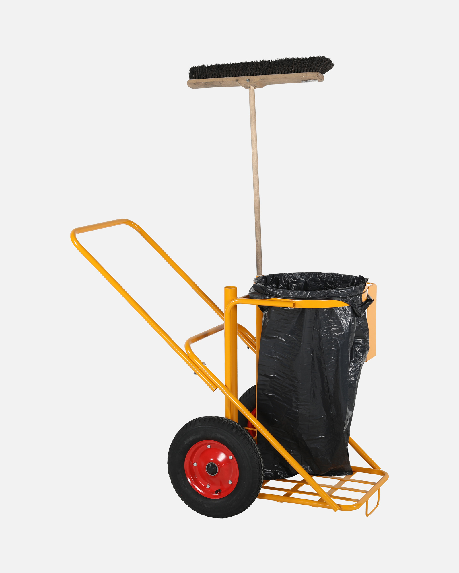 ST25 Solid Cleaning Trolley 250 kg
