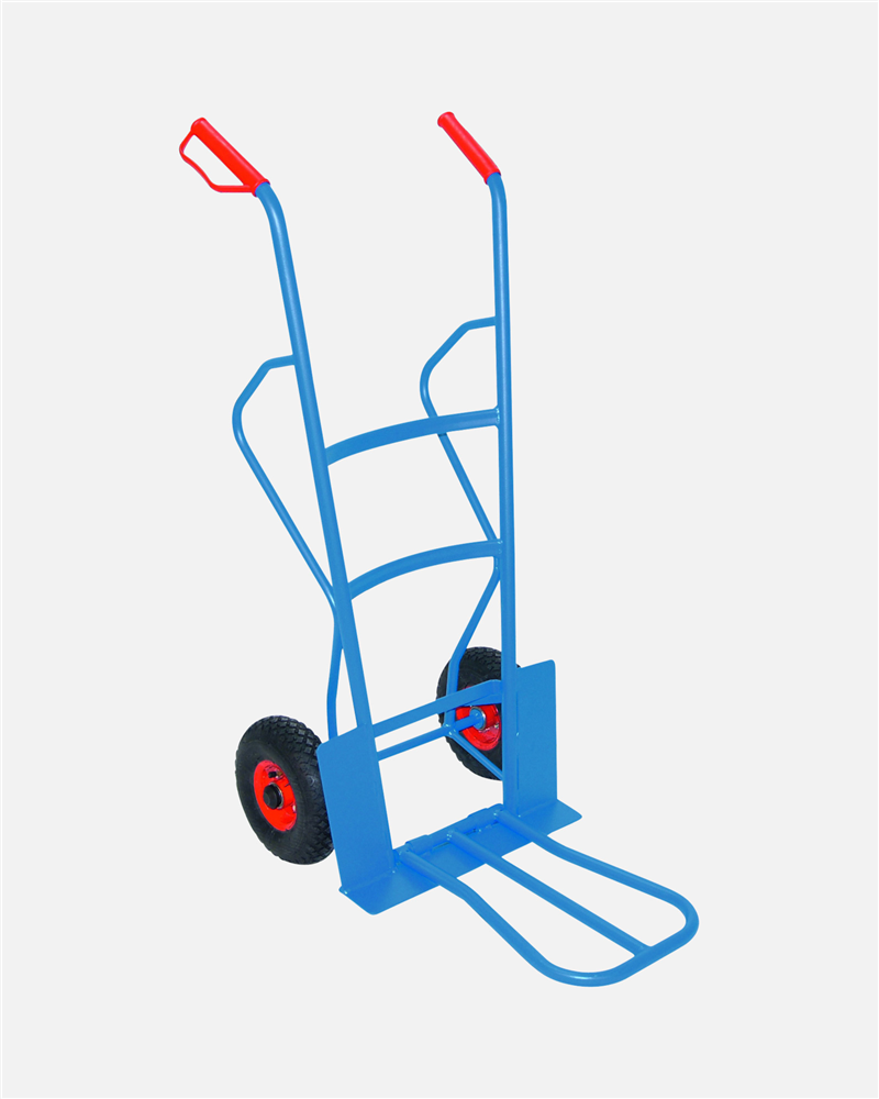 Heavy Duty Trolley Blue
