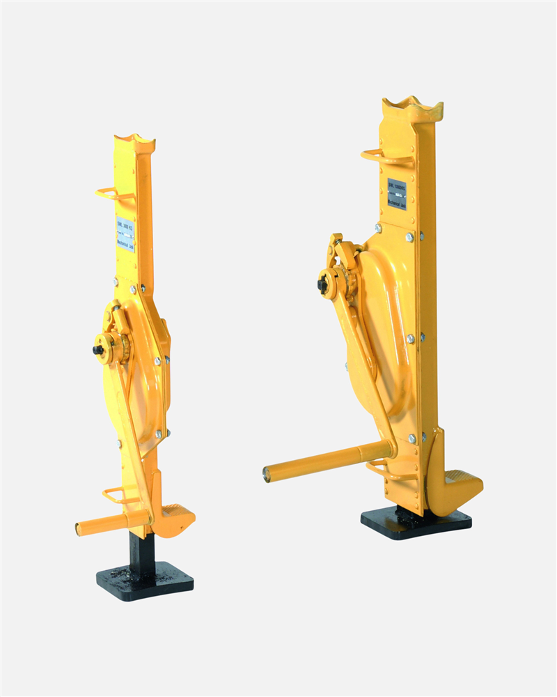 Steel Jack SJ 3 Capacity 3 Tons