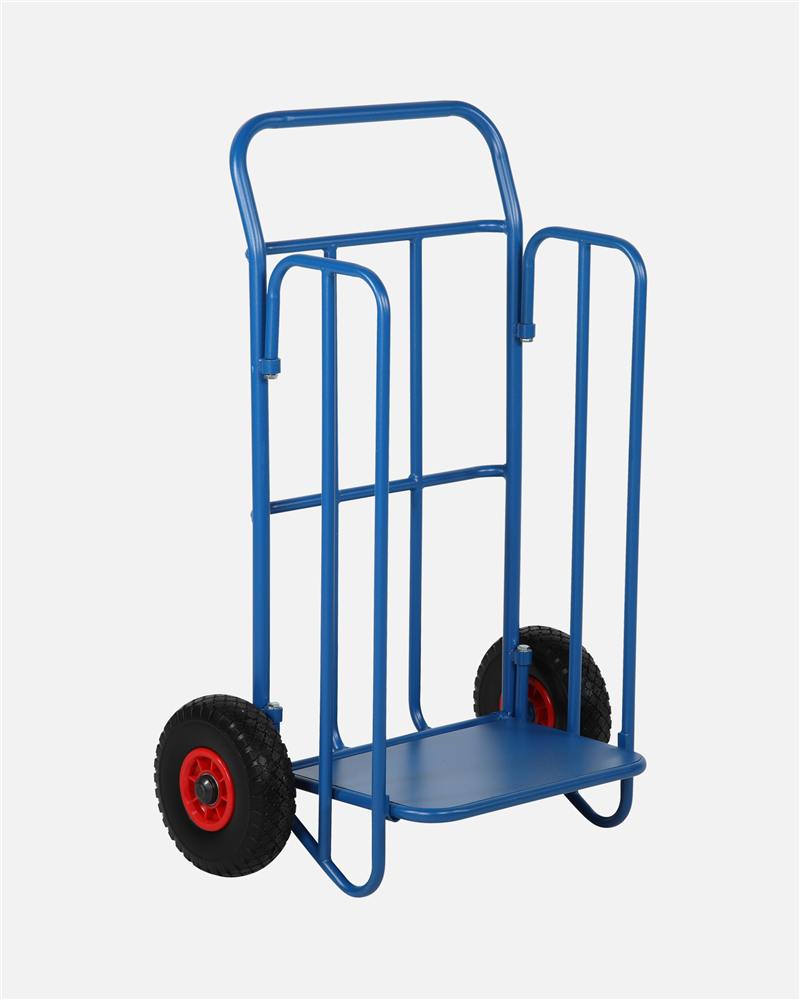 Distribution Trolley Blue