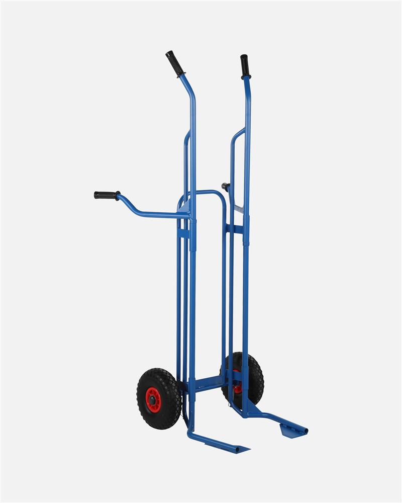 Wheel Trolley Blue