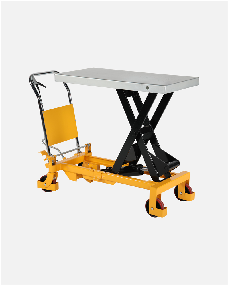 SP 750 LB Lifting Table With Foot Pump